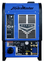 The Titan 575, TRUCKMOUNT, CARPET CLEANING UNIT