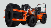 Choose the right tire handler truck for sale in Ontario,  Canada